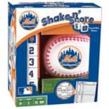 New York Mets Shake 'n' Score Travel Dice Game