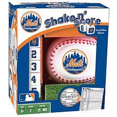 New York Mets Shake 'n' Score Travel Dice Game