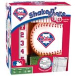 Philadelphia Phillies Shake 'n' Score Travel Dice Game