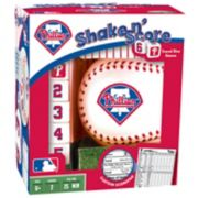 Philadelphia Phillies Shake 'n' Score Travel Dice Game