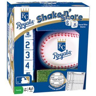 Kansas City Royals Shake 'n' Score Travel Dice Game