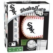 Chicago White Sox Shake 'n' Score Travel Dice Game