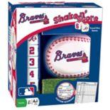 Atlanta Braves Shake 'n' Score Travel Dice Game
