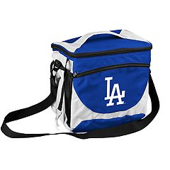Logo Brand Los Angeles Dodgers 24-Can Cooler Tote
