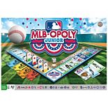 MLB-Opoly Junior Board Game