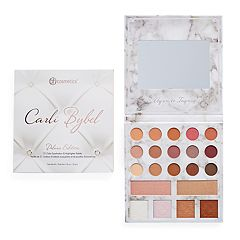 BH Cosmetics Carli Bybel Deluxe Edition Eyeshadow & Highlighter Palette