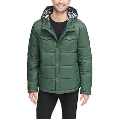 Men's Levi's® Quilted Puffer Trucker Hybrid Jacket