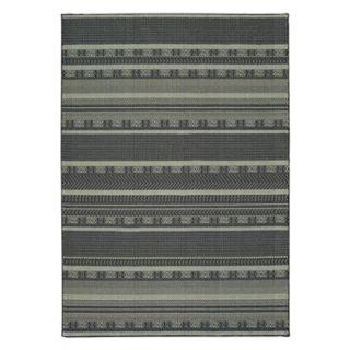 StyleHaven Leo Geometric Stripes Rug
