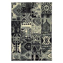 StyleHaven Leo Tribal Patchwork Rug