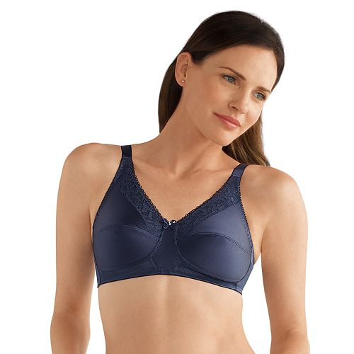Amoena Bra: Nancy Soft Cup Wire Free Bra
