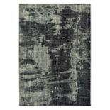 StyleHaven Leo Distressed Abstract Rug