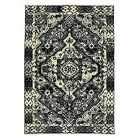 StyleHaven Leo Tribal Medallion Rug
