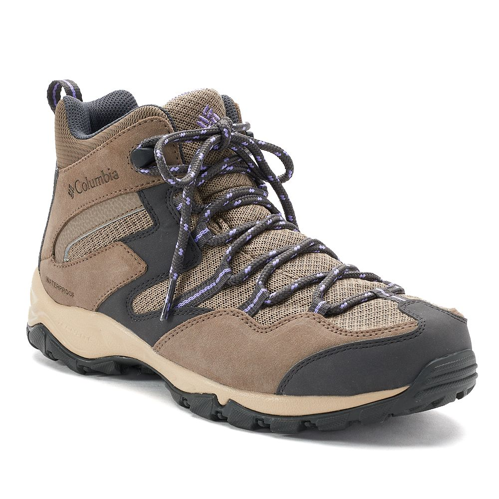 Columbia Maiden Peak Mid Women's Waterproof Hiking Boots
