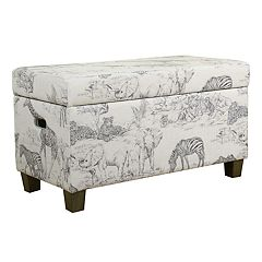 HomePop Kids Storage Bench