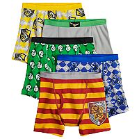Boys 4-8 Harry Potter 5-Pack Boxer Briefs