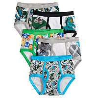 Boys 4-8 Troll Hunter 5-Pack Boxer Briefs
