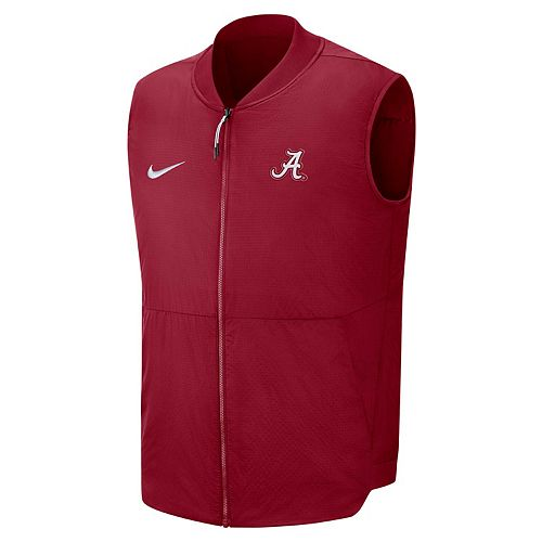 Men's Nike Alabama Crimson Tide Coach Vest