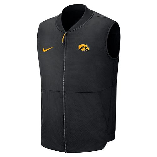 Men's Nike Iowa Hawkeyes Coach Vest