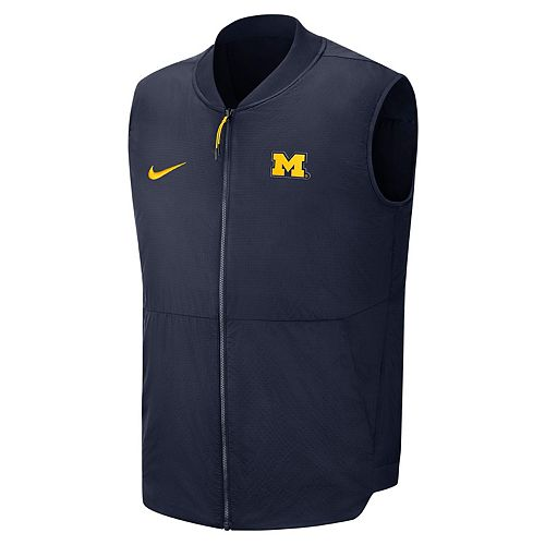 Men's Nike Michigan Wolverines Coach Vest