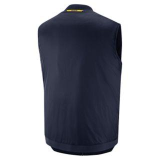 Men's Nike Michigan Wolverines Coach Vest