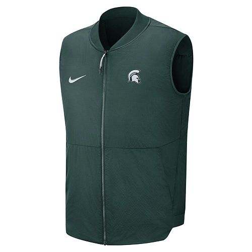 Men's Nike Michigan State Spartans Bomber Vest