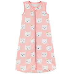 Baby Girl Carter's Kitty Sleep Bag