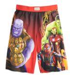 Boys 4-20 Avengers Lounge Shorts