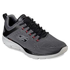 3806b677b4fa Skechers Relaxed Fit Equalizer 3.0 Men s Sneakers. Black Gray Charcoal Black  Navy