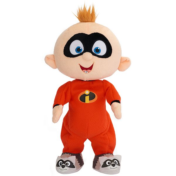 Disney Pixar The Incredibles Fightin Fun Jack Jack Plush