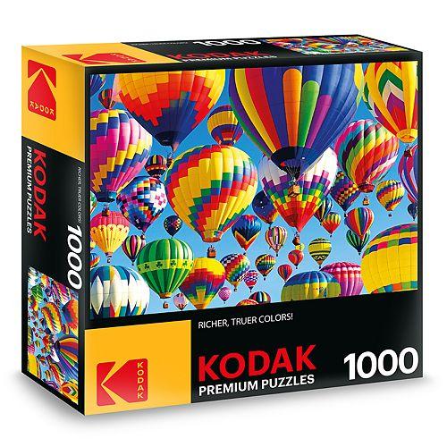 Kodak Premium Puzzles Bursting with Balloons 1000-Piece Puzzle