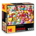 Kodak Premium Puzzles Variety of Colorful Ice Cream 1000-Piece Puzzle