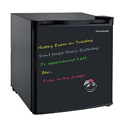Frigidaire Dry Erase Board Mini Fridge 1.6 cu. ft.