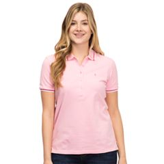 Women's IZOD Slim Fit Pique Polo