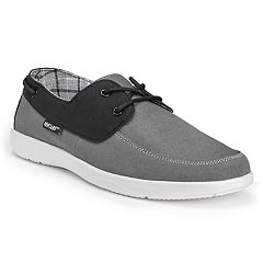 MUK LUKS Theo Men's Boat Shoes