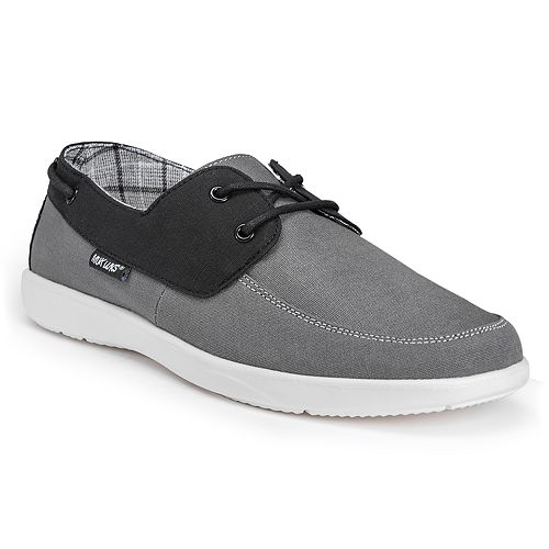 MUK LUKS Theo Boat Shoe fashion shoes clearance  hot sale online