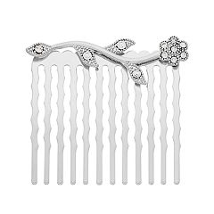 LC Lauren Conrad Flower Hair Comb