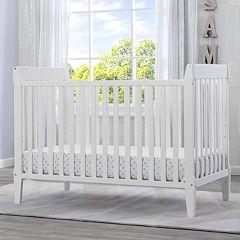 Serta Mid-Century Modern Classic 5-in-1 Convertible Crib