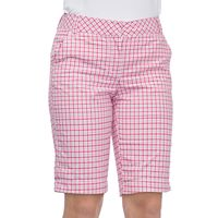 Women's IZOD Plaid Bermuda Shorts