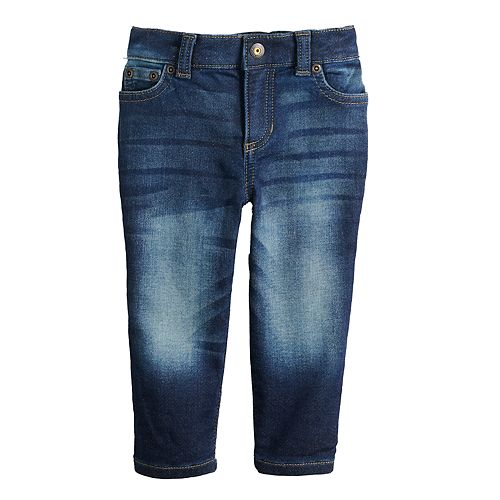 Baby Boy Jumping Beans® Knit Jeans
