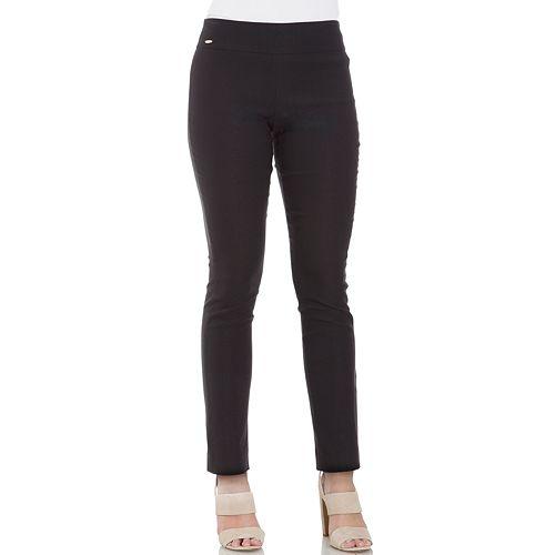 Women's IZOD Everyday Slim Pull-On Pants
