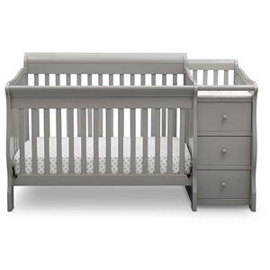 Delta Children Princeton Junction Convertible Crib N Changer