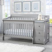Delta Children Princeton Junction Convertible Crib N Changer