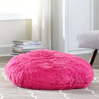 M. Kennedy Home Polar Faur Fur Floor Pillow