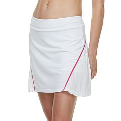 Women's FILA SPORT® Mixed Media Tennis Skort
