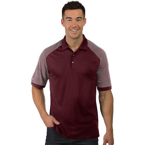 Men's Antigua Engage Regular-Fit Colorblock Performance Golf Polo