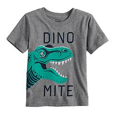 Toddler Boy Jumping Beans® 'Dino Mite' T-Rex Softest Graphic Tee