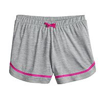 Girls 7-16 SO® Soft Mesh Running Shorts