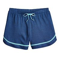 Girls 7-16 SO® Soft Mesh Running Shorts