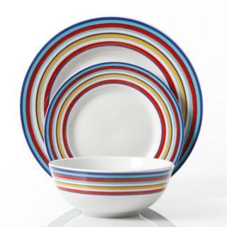 The Big One® Sundaze 12-piece Dinnerware Set