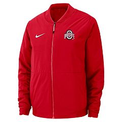 Men's Nike Ohio State Buckeyes Shield Bomber Jacket